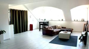 Nach nur 18 Tagen vermietet! Wohnung Lahr Neuwerkhof // außergewöhnliche Architektur mit hohen Decken.