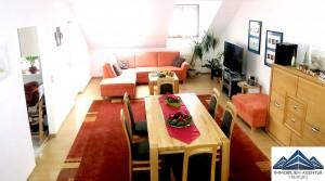 Für Familien: 4 Zimmer Maisonette-Wohnung im Luftkurort Seelbach bei Lahr zu verkaufen