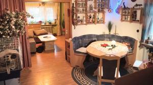 4 Zimmer Wohnung in Lahr-Sulz auf 105m² mit Balkon und Gäste WC zur Miete