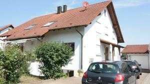 Doppelhaushälfte in Kippenheim kaufen – Idyllische Randlage & Einliegerwohnung