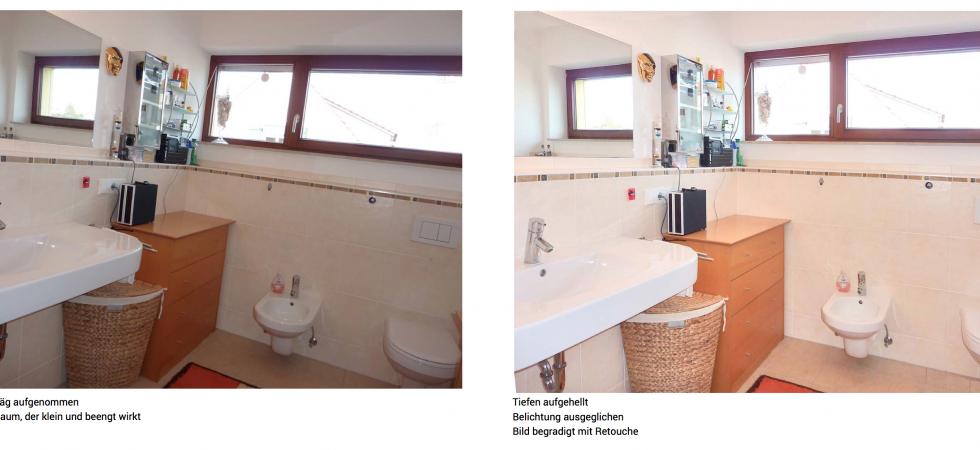 Professionelle Bildbearbeitung für Immobilienmakler 3